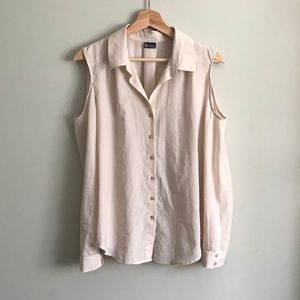 Urban Outfitters // Sparkle & Fade Cut Out Blouse